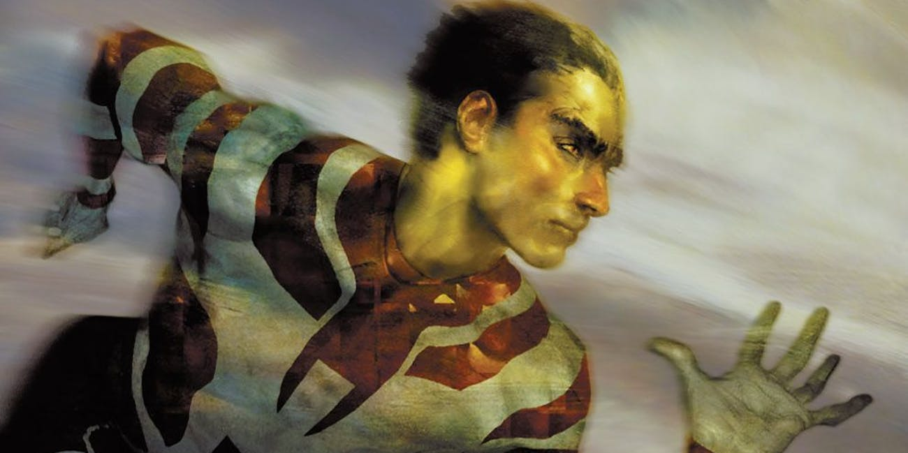 Marvel The Eternals Makkari