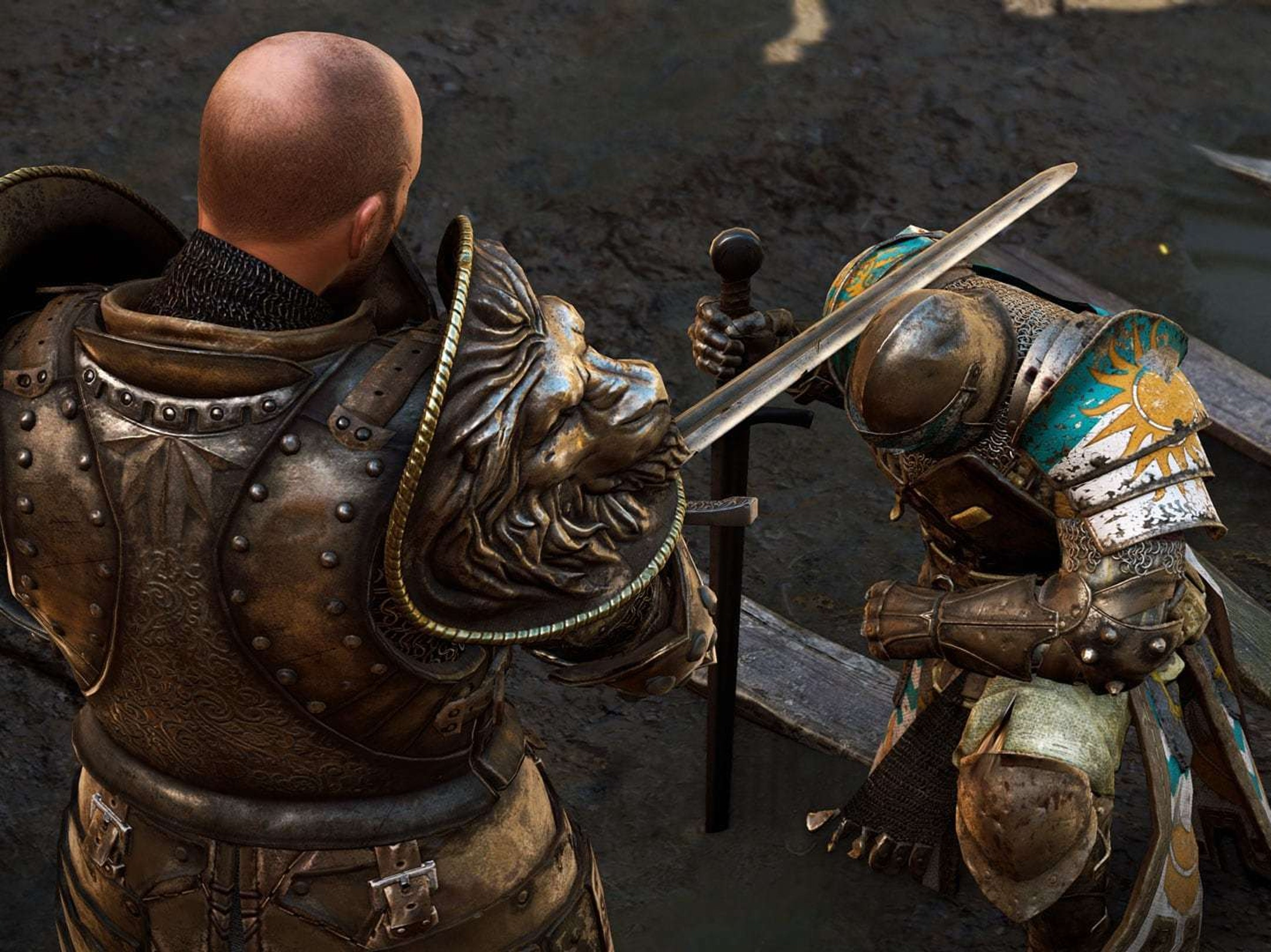 There's Not Much Honor in the 'For Honor' Beta