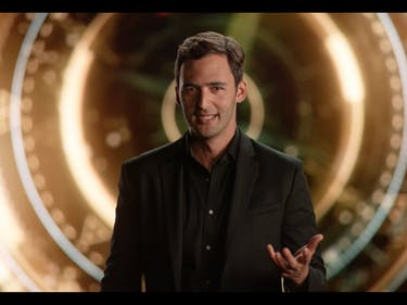 'Origins' is hosted by Jason Silva and the first episode centers on exploration.