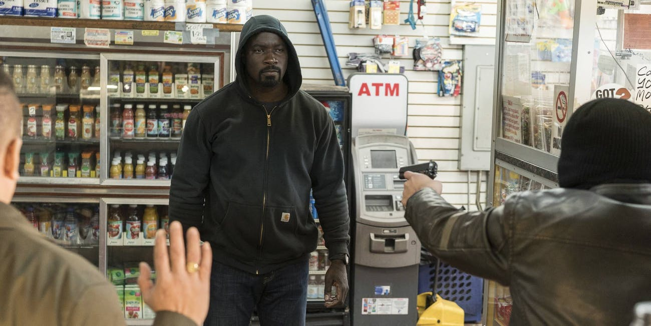 Luke Cage returns in Season 2 of his solo series.