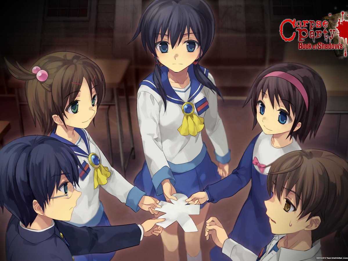 'Corpse Party' Channels the History of J-Horror Into an RPG