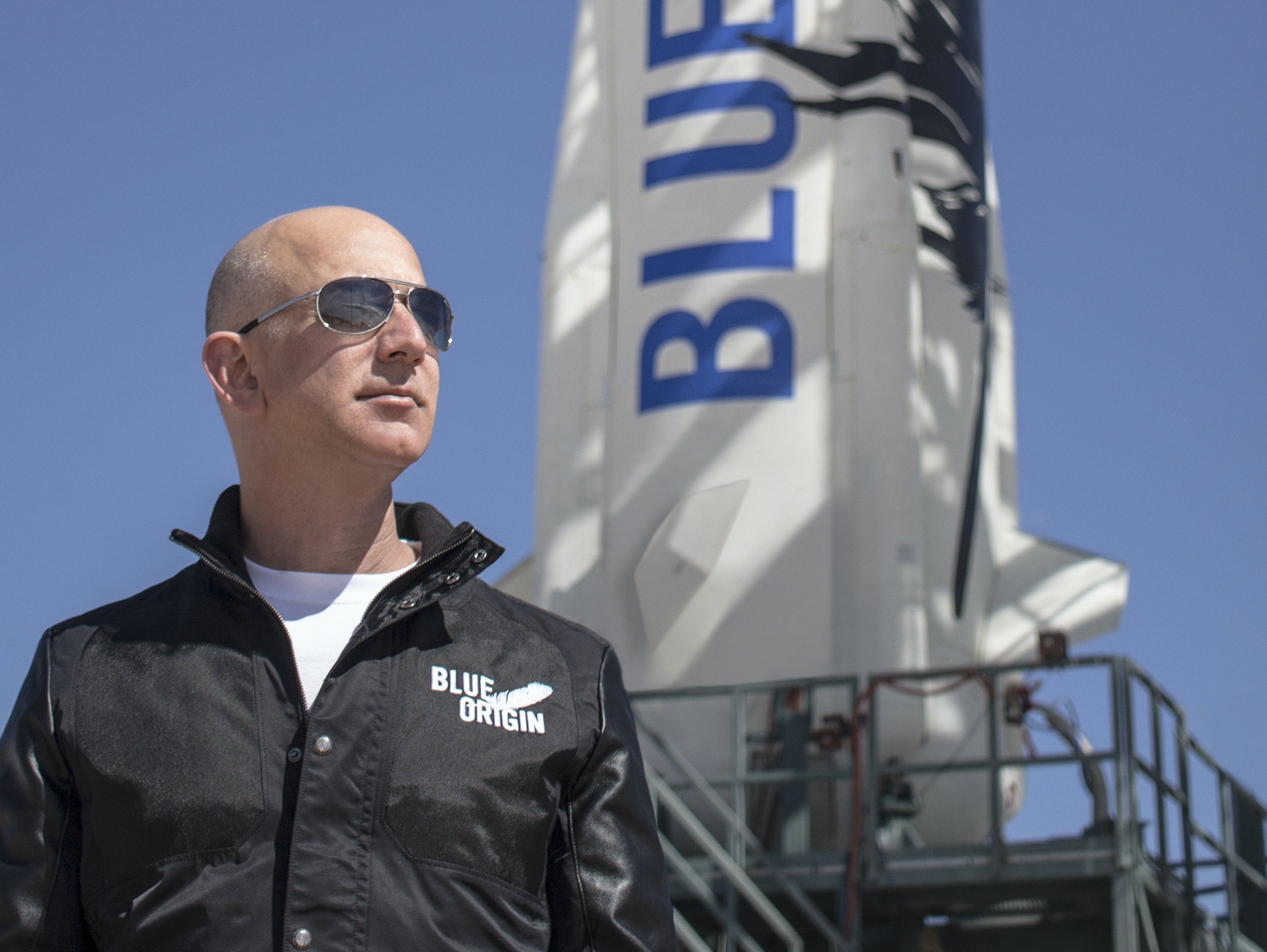 Blue Origin is on track to launch people as soon as next year.