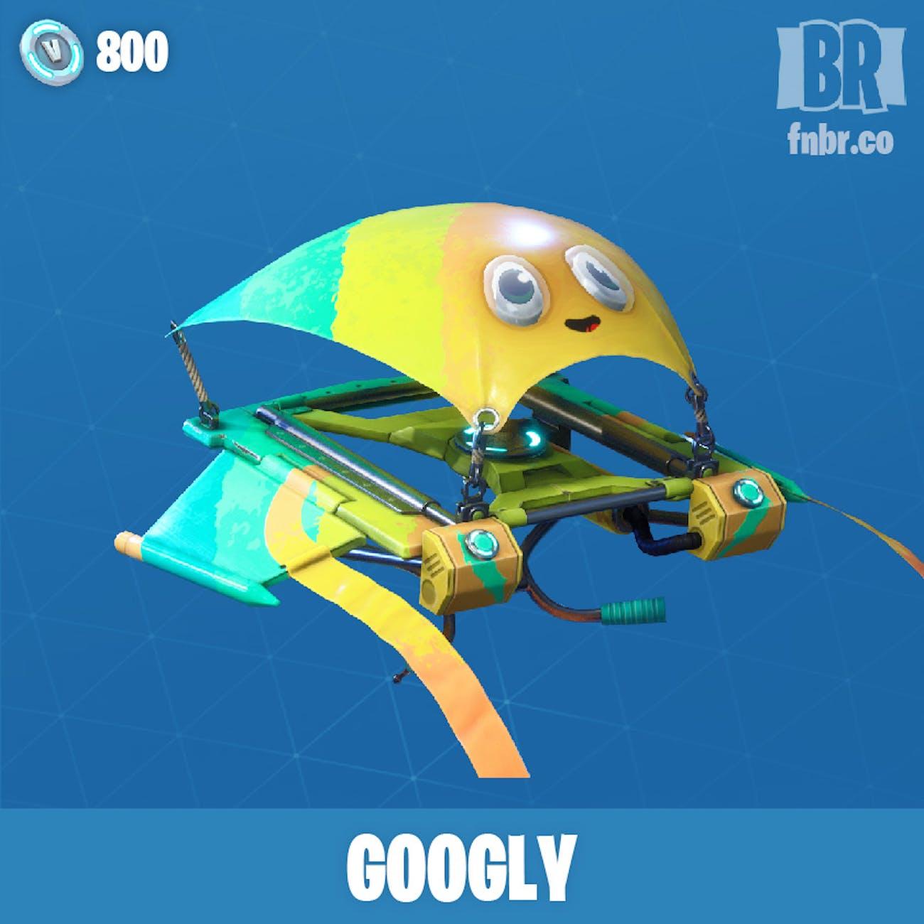 'Fortnite' Googly Glider