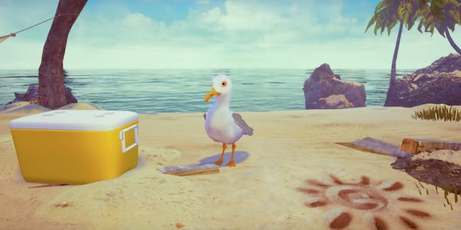 Gary the Gull: Limitless Platform Unlocks VR Storytelling With Focus on Characters