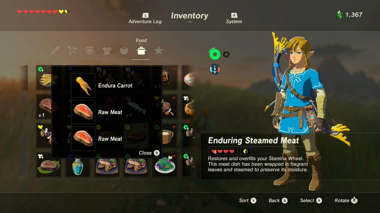 4 Tips and Tricks to Help You Survive in 'Zelda: Breath of the Wild