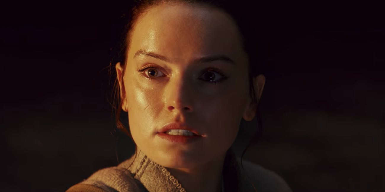 Star Wars Last Jedi Rey Parents