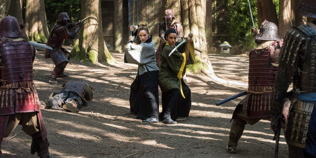 Legends of Tomorrow Shogun