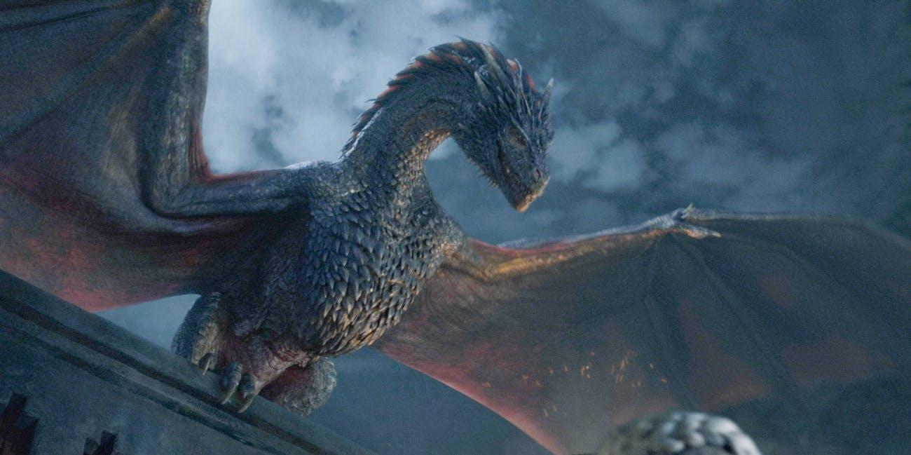 Game Of Thrones Season 8 Episode 5 Drogon Theory Explains A Big