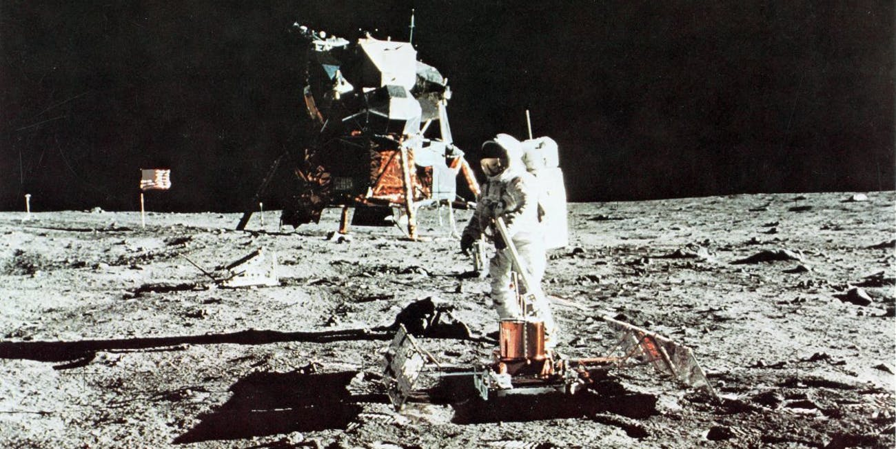 Documentary 'Apollo 11' Sells to Cranked Up