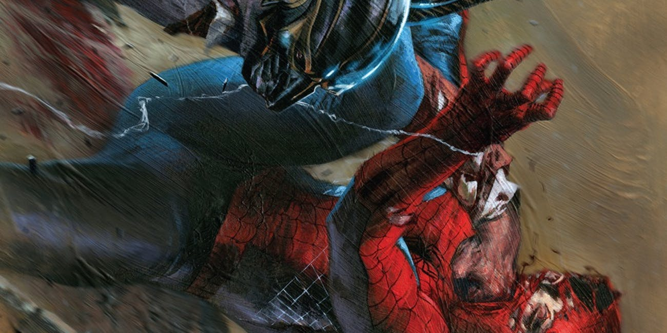Clone Conspiracy Cover for Marvel Comics