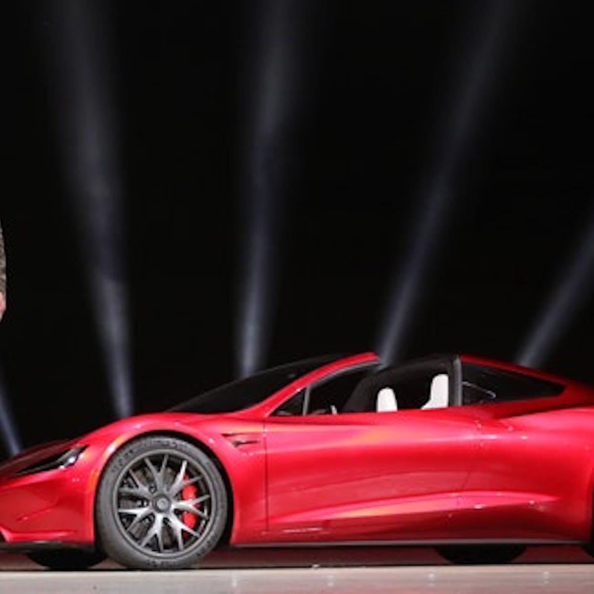 Musk Reads: Tesla Roadster Hover Test Set for Liftoff