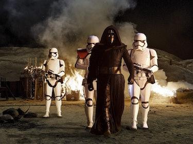 Kylo Ren Isn't Allowed to Say Ben Solo in Front of Snoke