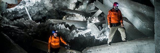 The Cave of Giant Crystals, Naica, Mexico