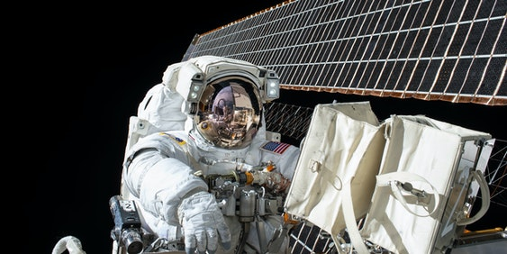 The International Space Station may be getting just five incoming astronauts, not the usual six.
