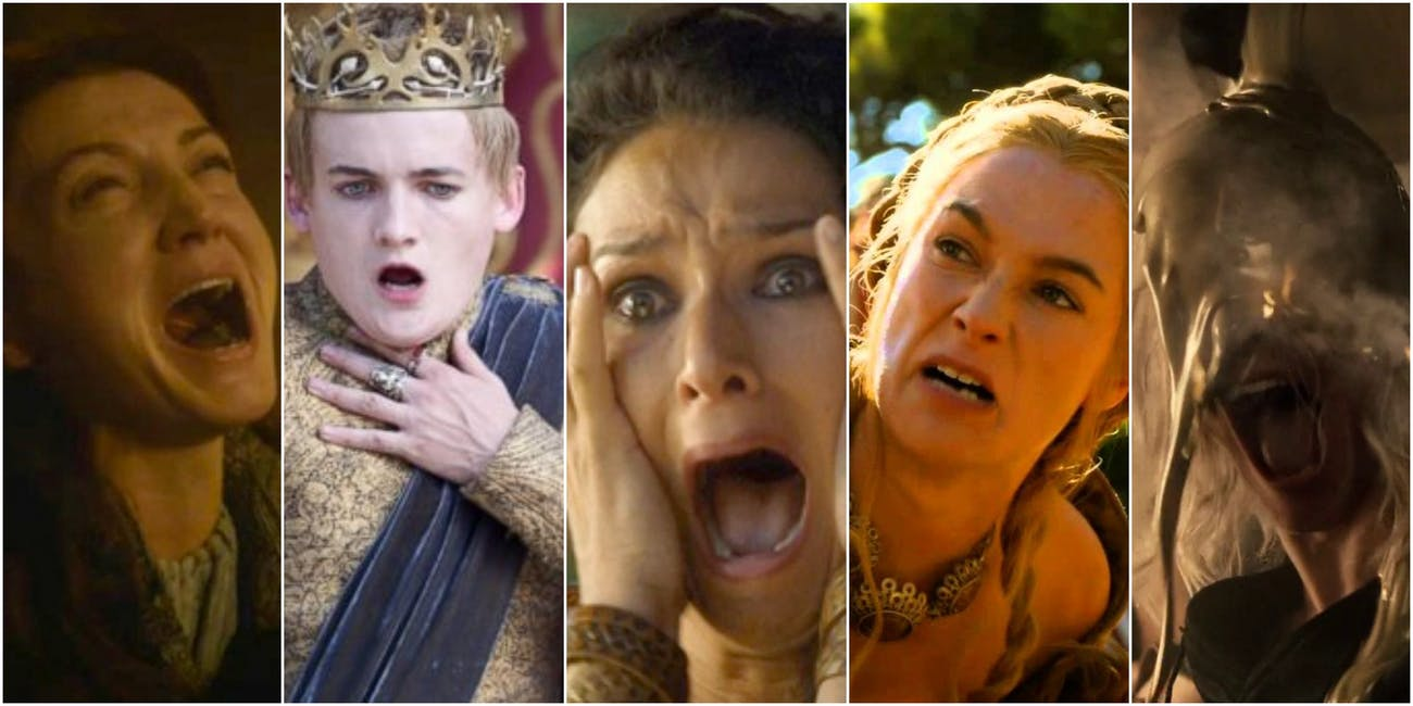 Game of Thrones Screams