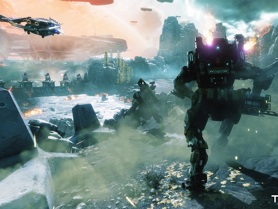 Titans! Dystopia!