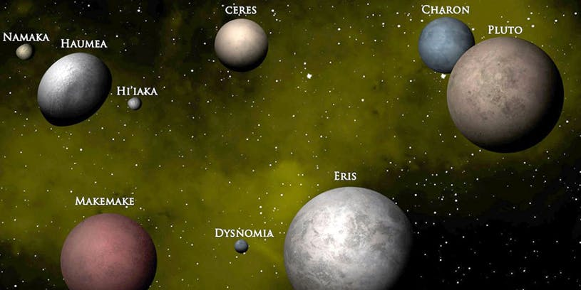 Kerberos Moon Of Plluto: Pluto's Moons Have A Strange And Wonderful Pattern Of