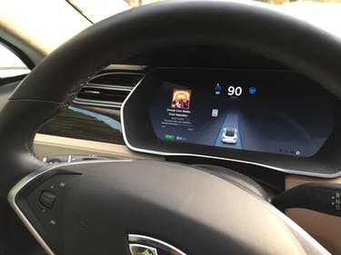 Elon Musk Reveals 'Smooth as Silk' Tesla Autopilot Update Coming