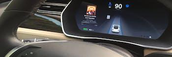 Testing the Tesla autopilot (self driving mode)