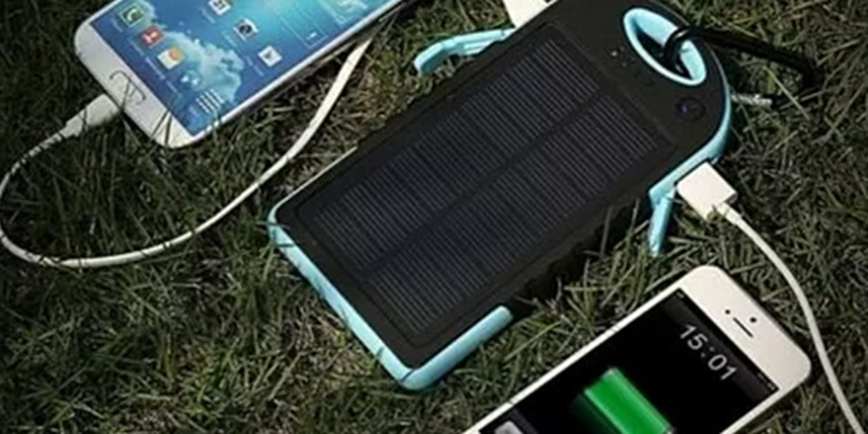 universal solar charger
