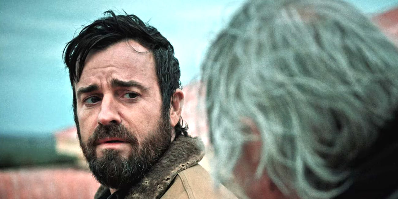 Justin Theroux  in 'The Leftovers' Season 3