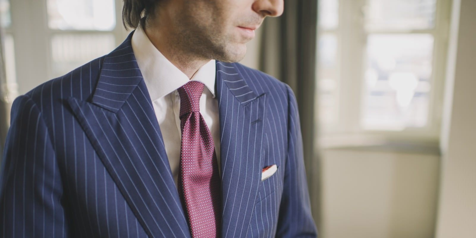 Meet the Tailors Who Created a Bulletproof, Knifeproof, Sharp-as-Hell Suit