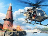 'Call of Duty: Blackout' has helicophers