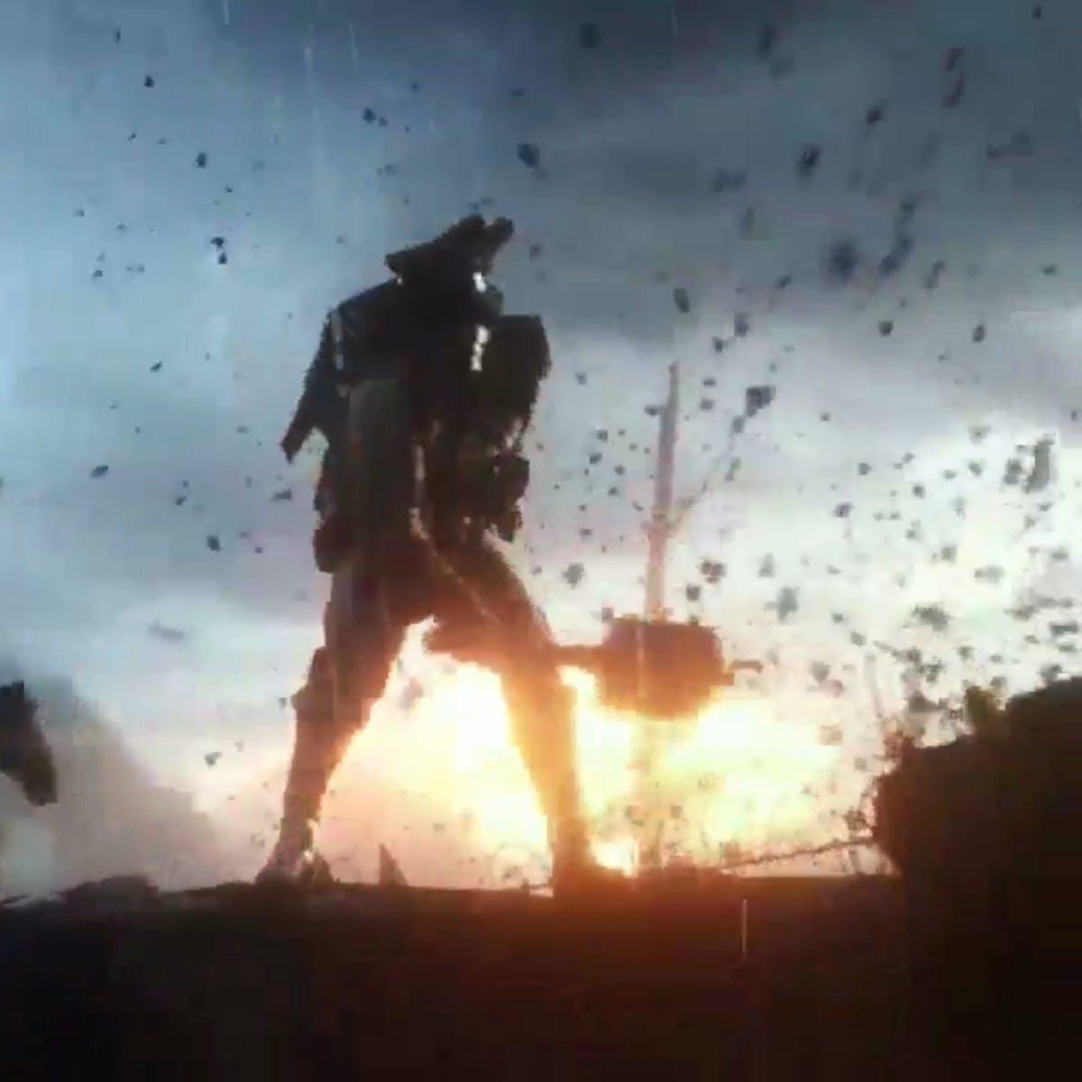Why 'Battlefield 5' Might Look a Lot Like 'Fortnite Battle