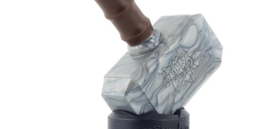 Möan-lnir Thor's Hammer Dildo