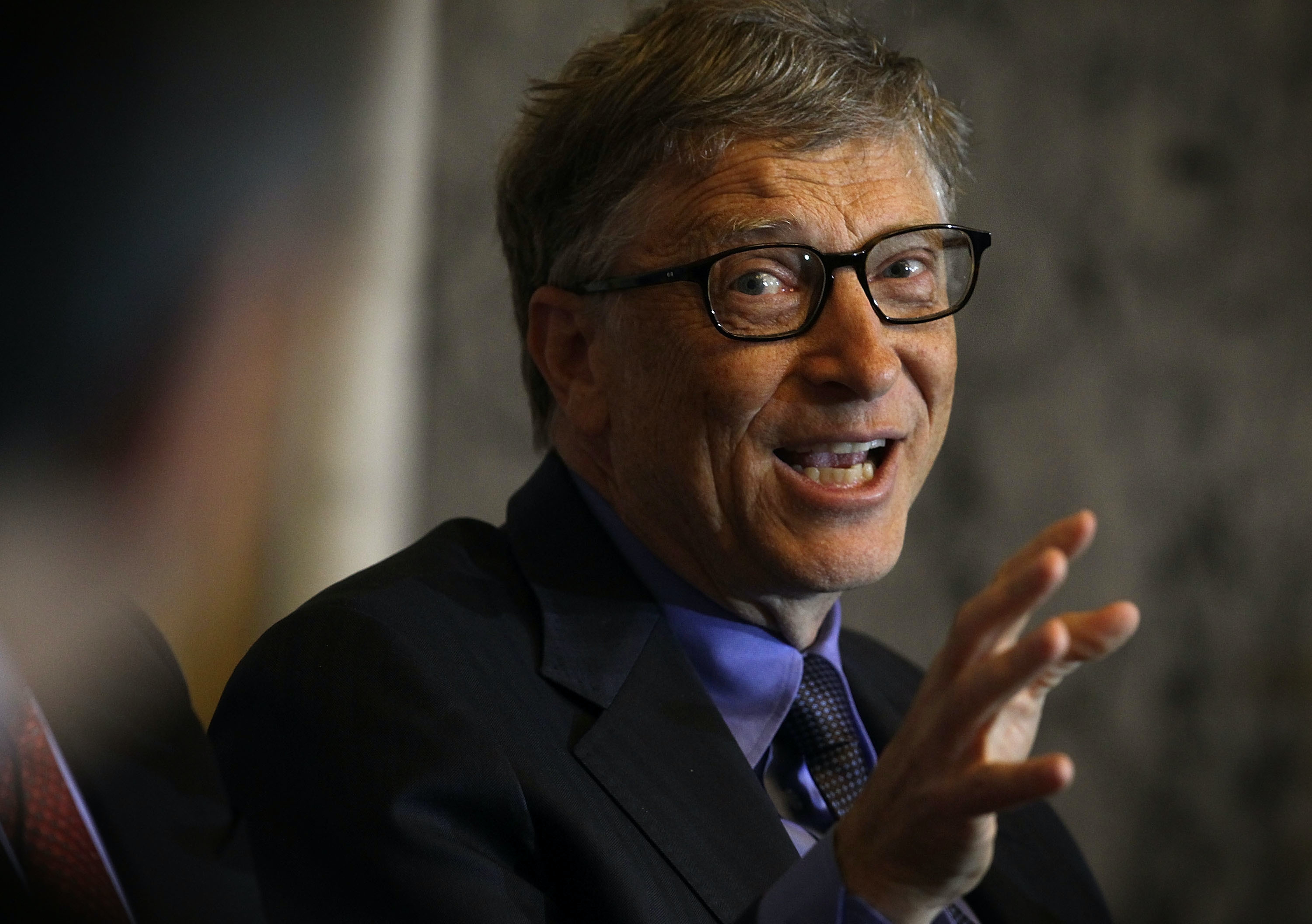 Bill Gates, Co-Founder of both Microsoft and the Bill & Melinda Gates Foundation, wants to eradicate malaria, something that may prove easier with super-fast quantum computing.