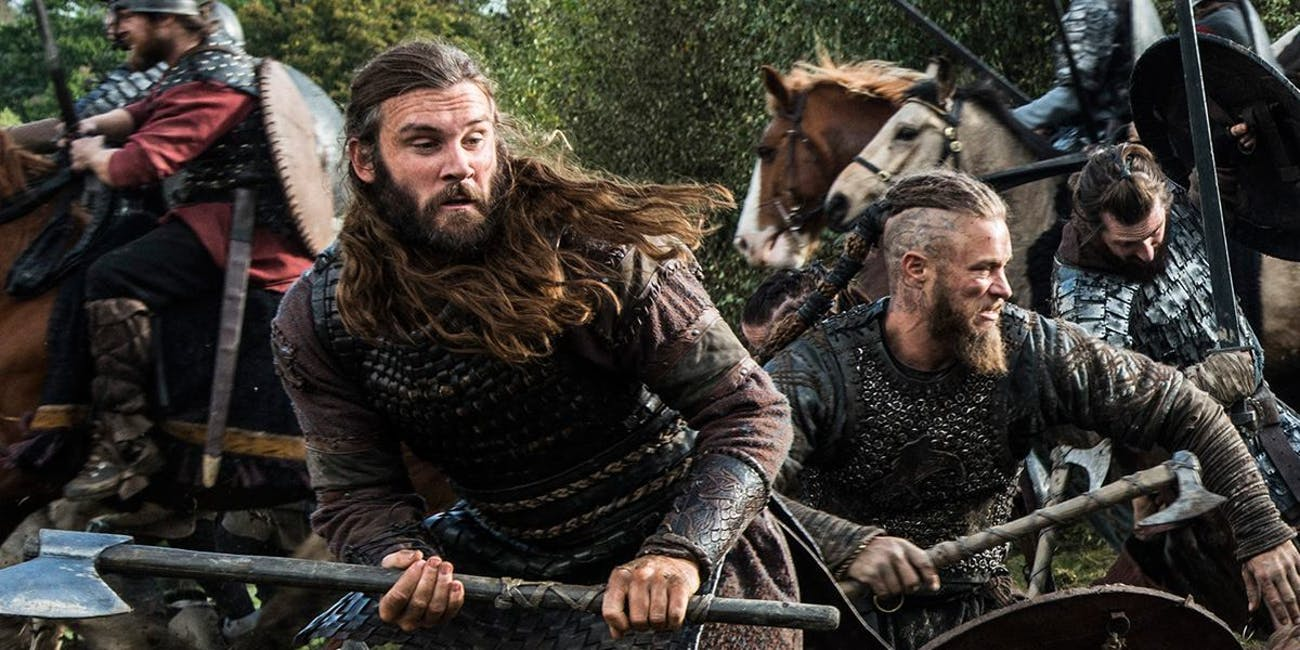 Ragnar Season 3 Battle