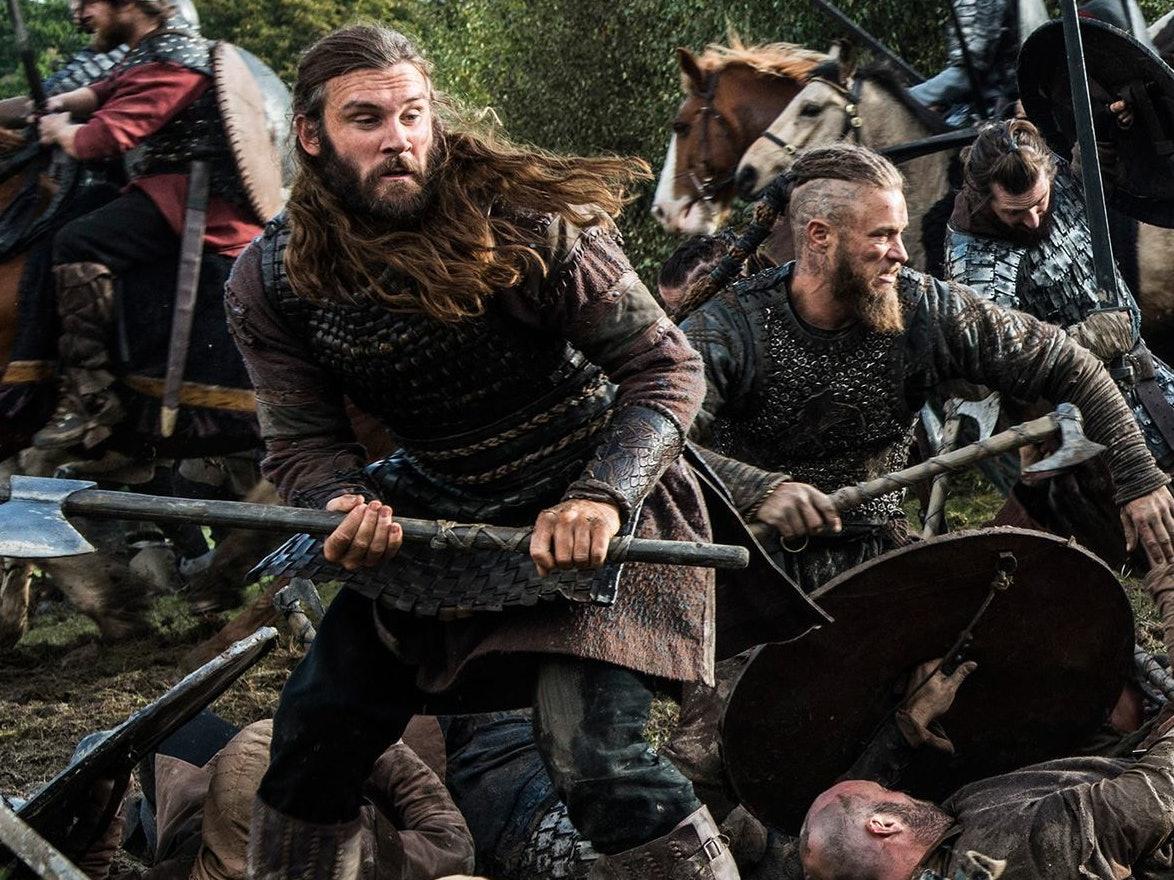 Ranking the 7 Best Battles of 'Vikings'