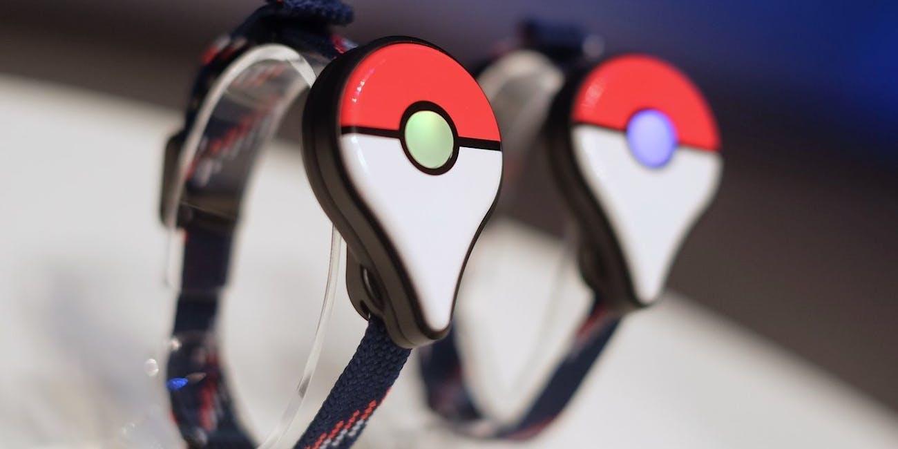 similar to pokemon go plus