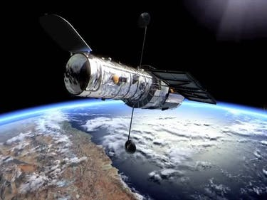 NASA Gives the Hubble Space Telescope Another Five Years of Life