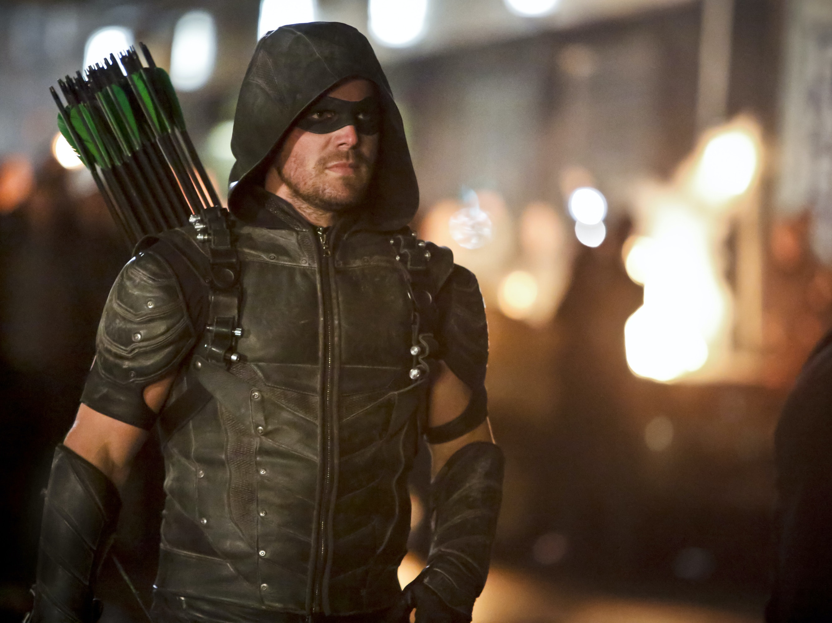 The Past Comes Back to Haunt Green Arrow in Mid Season Finale