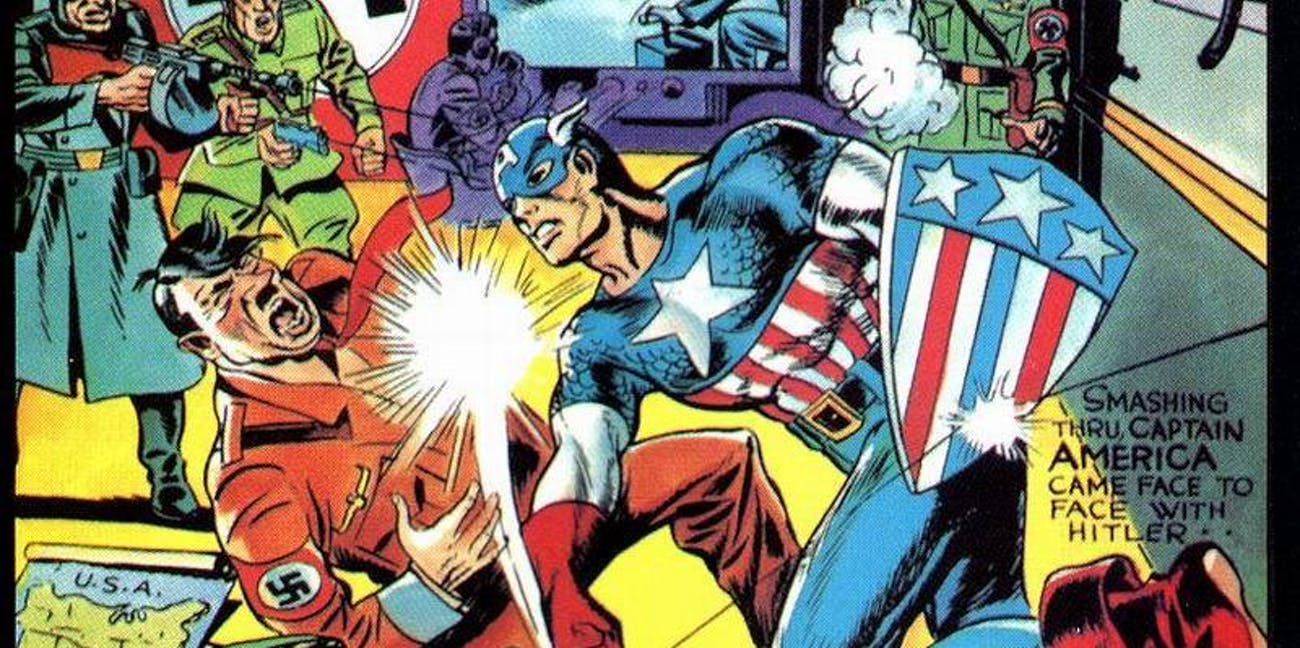 Ta-Nehisi Coates Hinted He Might Write  Captain America  Back in ... de4c70074d28
