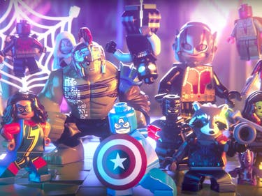 'Lego Marvel Super Heroes 2' Trailer Is a Mini 'Infinity War'