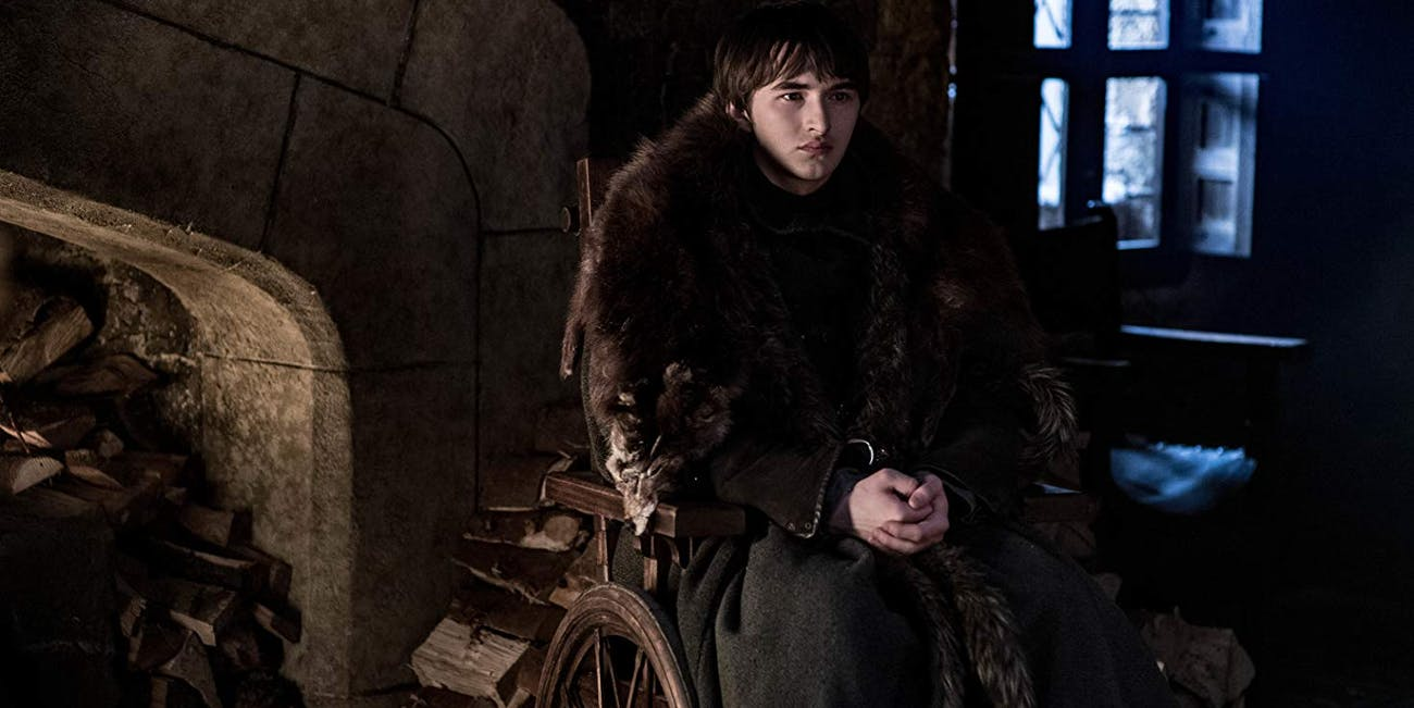 Isaac Hempstead Wright on 'Game of Thrones'