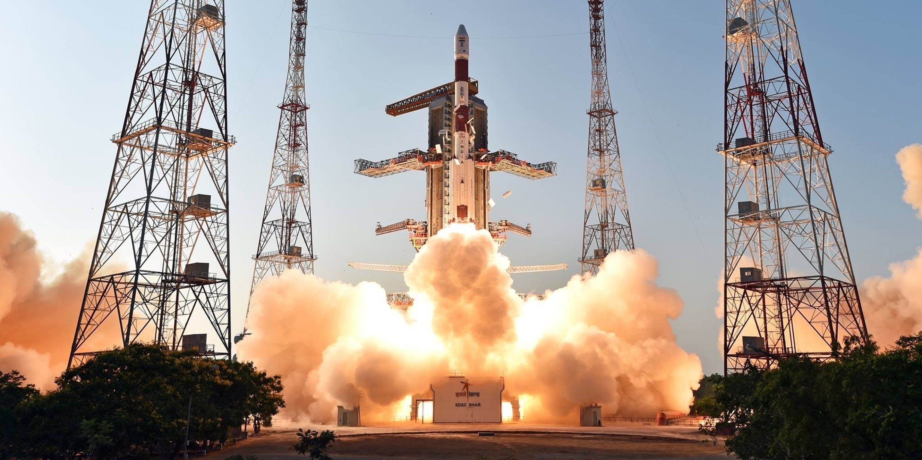 Team Indus will hitch a ride to the Moon on top of an Indian rocket.