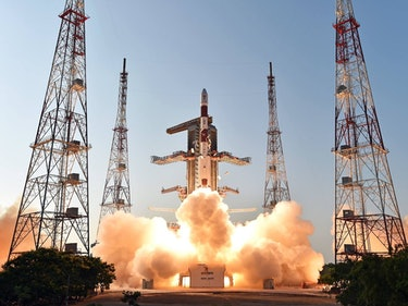 Team Indus Secures ISRO Launch Contract for Lunar Xprize