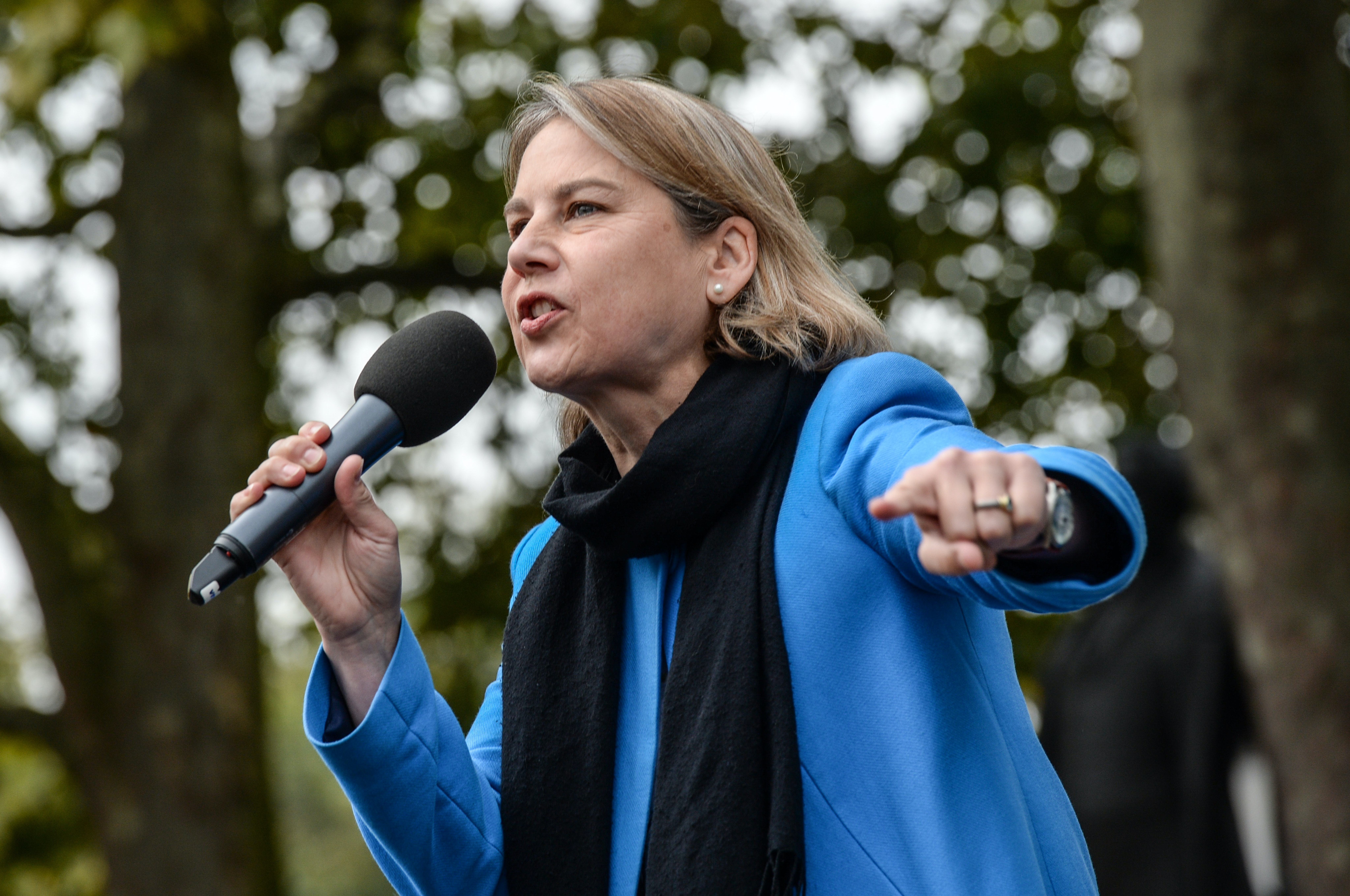 Dr Tania Mathias, interim chair of the science and technology select committee.