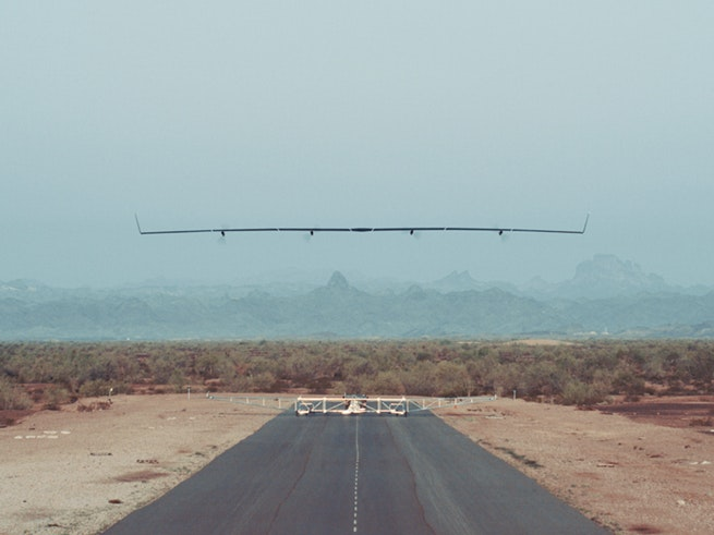 What's Next for Aquila, Facebook's Internet Drone?