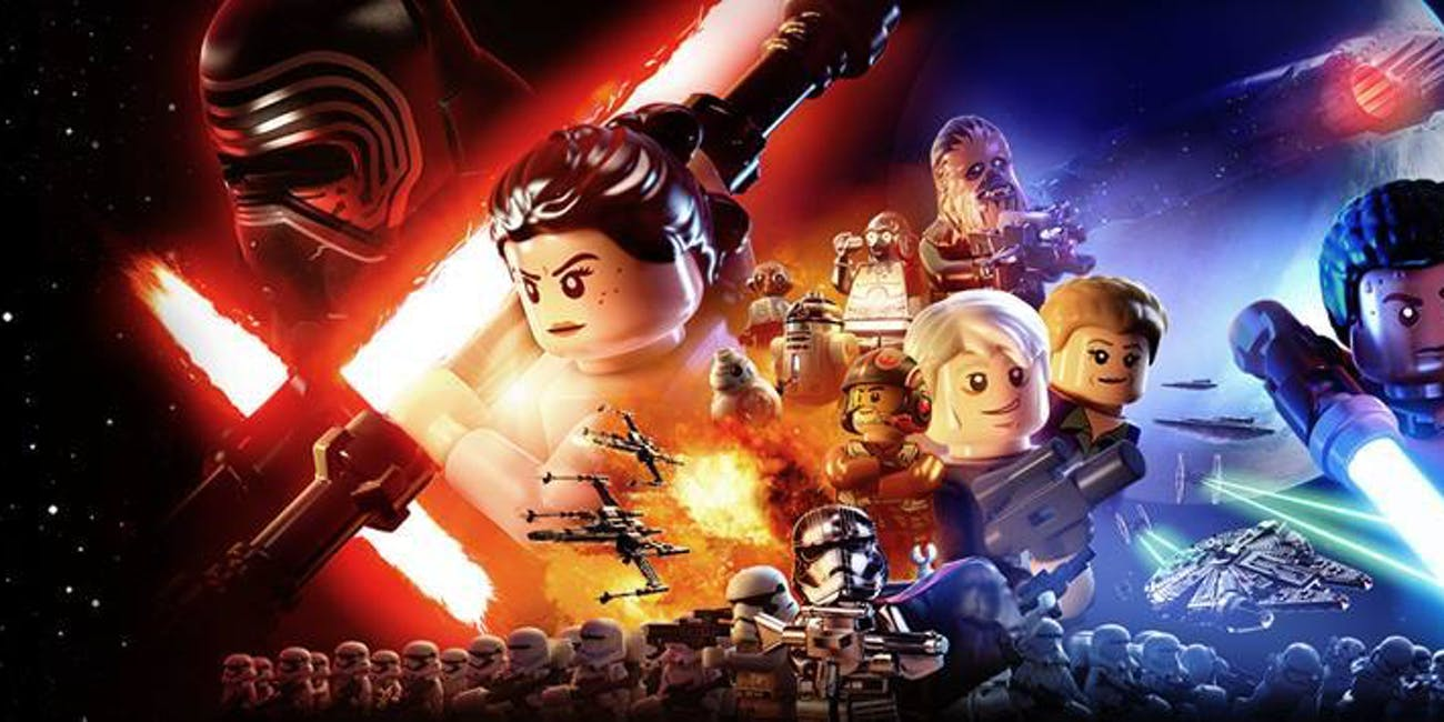 Play As Jj Abrams And Kathleen Kennedy In Lego Star Wars The Movie Tee Will Kids Recognize Or Even Want To Him A Video Game