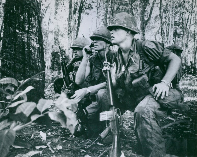 "vietnam war veterans would rather not speak of their experience The vietnam war, as seen by the victors  when i talk to hanoi residents about their experiences ""during the war,"" they often ask me which one i mean  ""america and vietnam are not the."