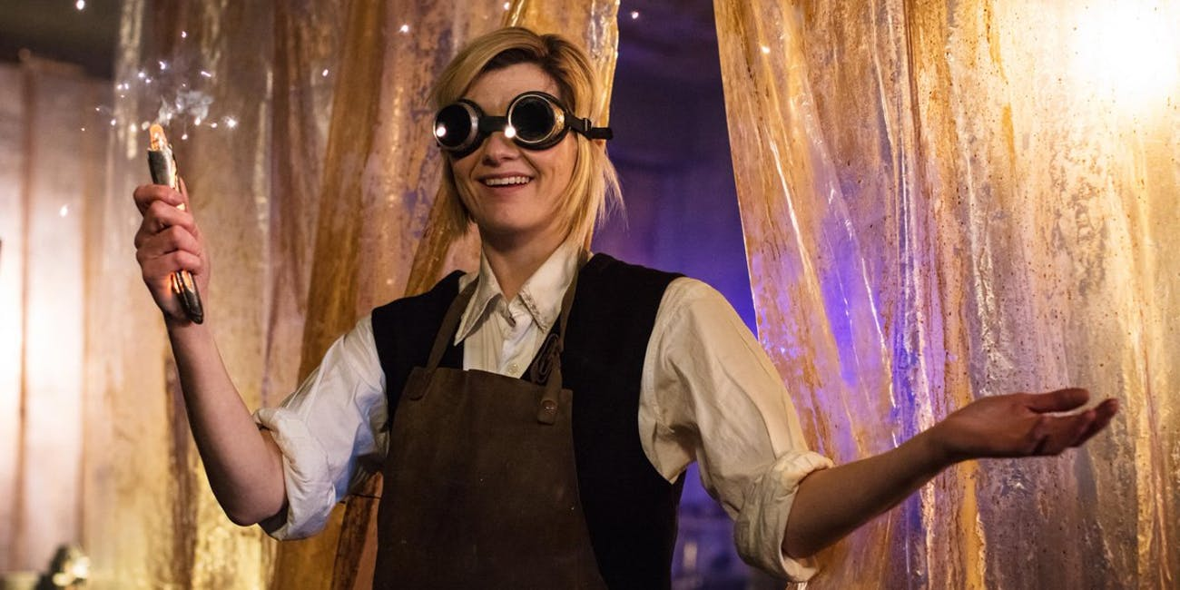 "'Doctor Who' 2011 Christmas Special ""The Doctor, the Widow, and the Wardrobe"""