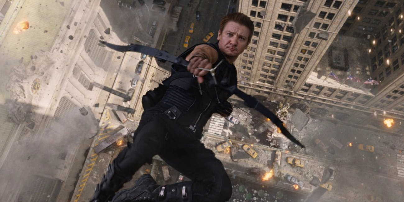 """Image result for images of jeremy renner as hawkeye"""""""