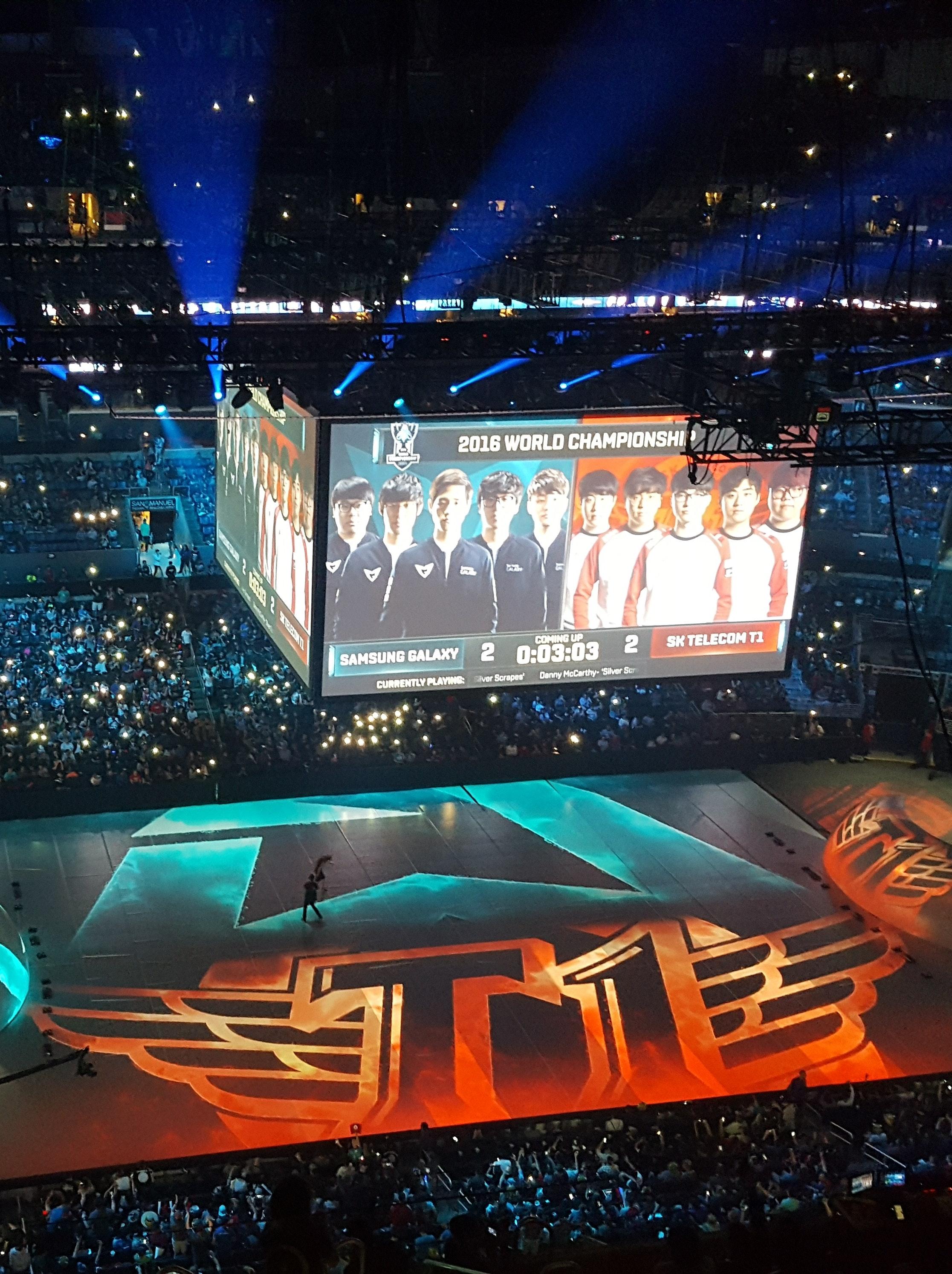 League of Legends 2015 World Championships