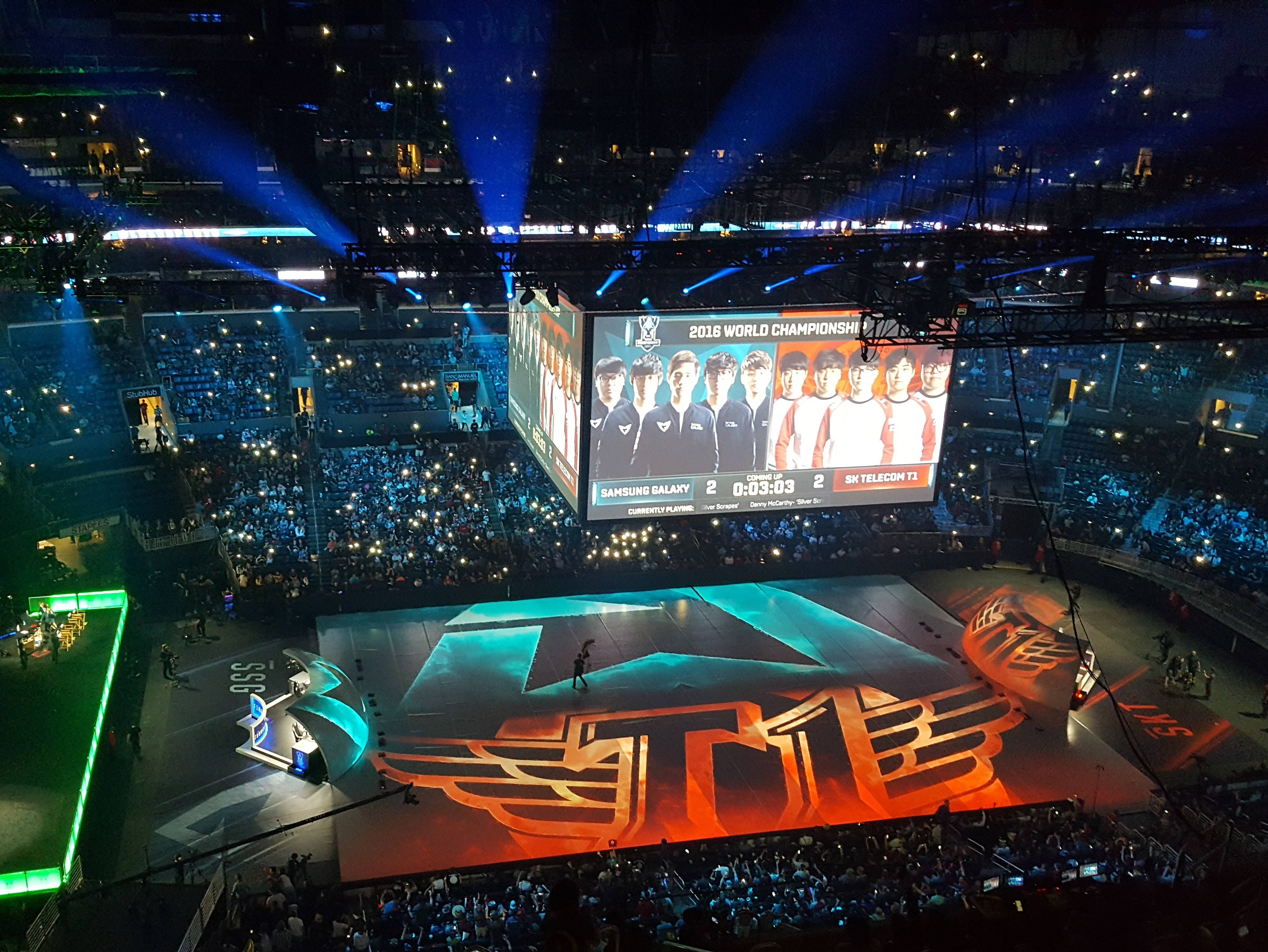 Inside LA's Biggest Night in Esports