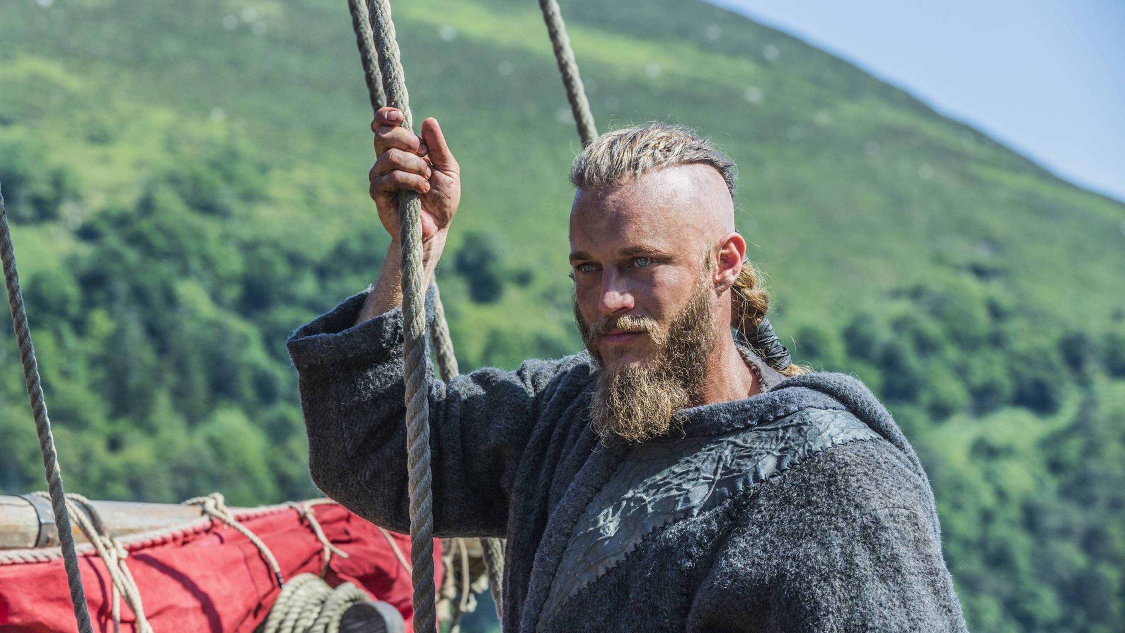 The Hairstyles of 'Vikings' Have Earned These