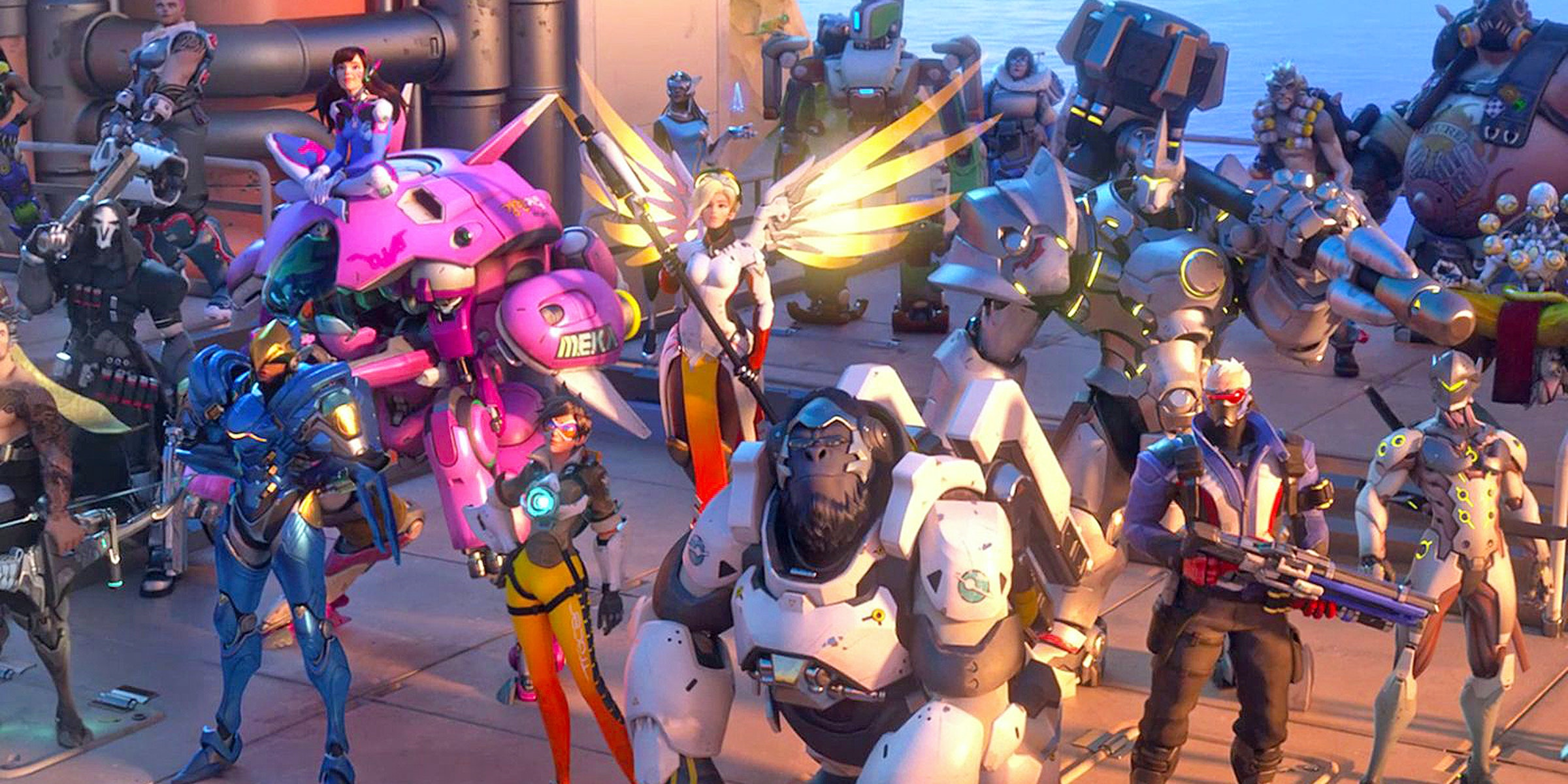 The 6 Best 'Overwatch' Fan Fictions